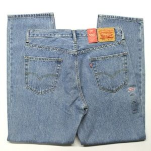 Levi's 550 Relaxed Fit Jeans (005504834) 34x32
